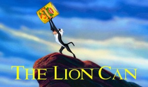 The Lion Can